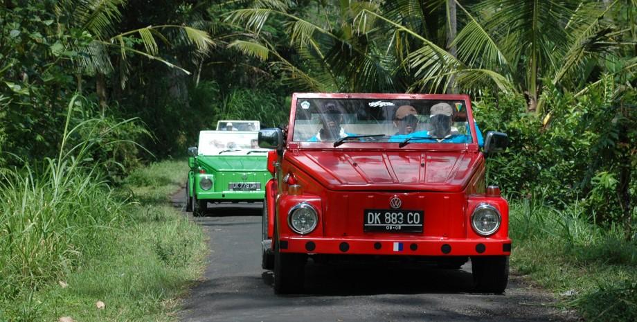 Ouest Bali en Volkswagen