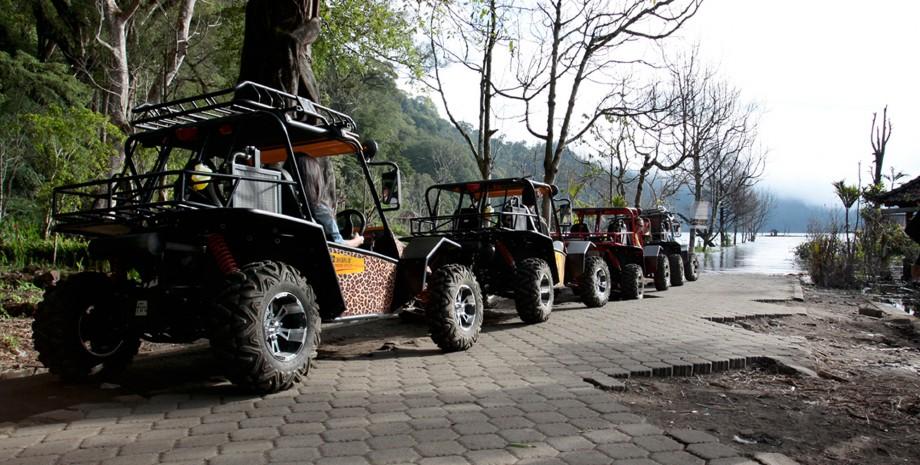 Luwak trails expédition