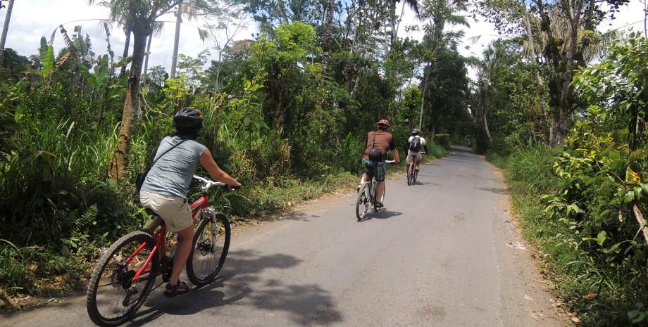 Randonnée et VTT à Flores
