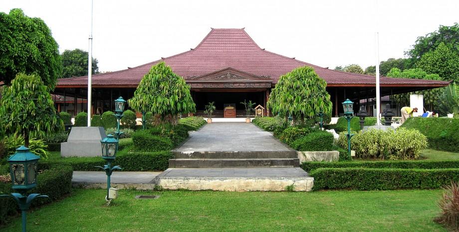 Visite de Kota Gede en vélo ou becak