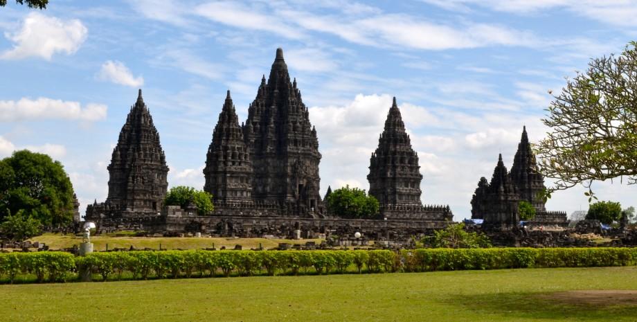 Visite de Borobudur et Prambanan