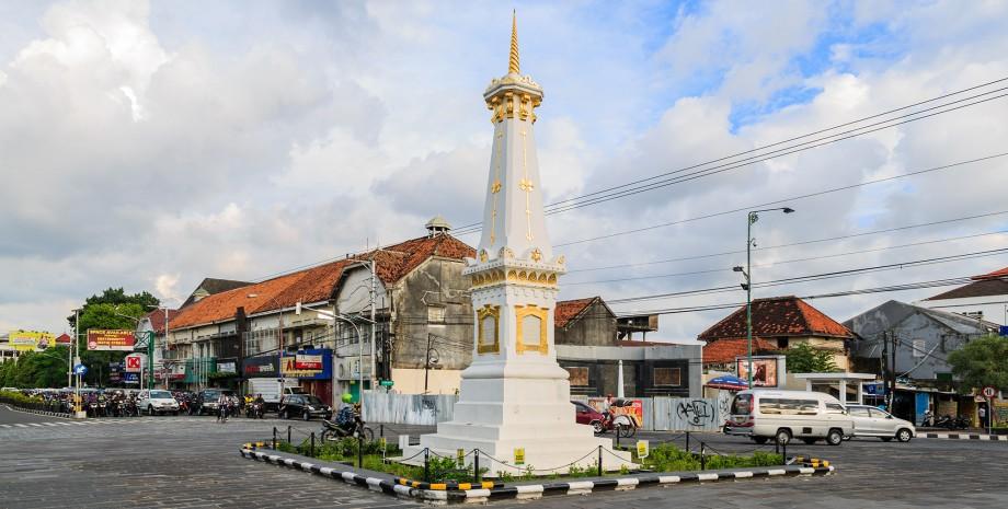 Visite de Jogjakarta – Journée entière