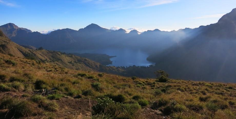 Ascension du mont Rinjani – 2 jours