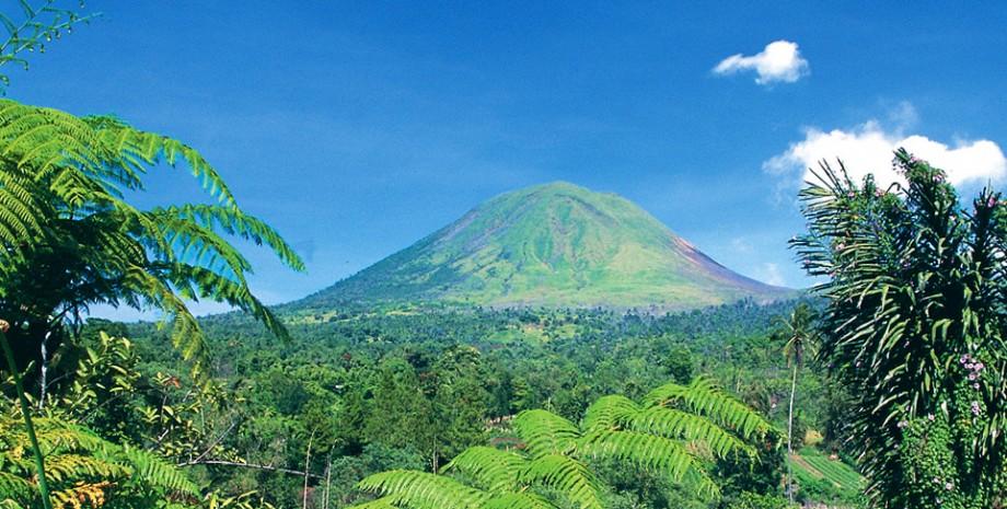 Découverte du nord Sulawesi