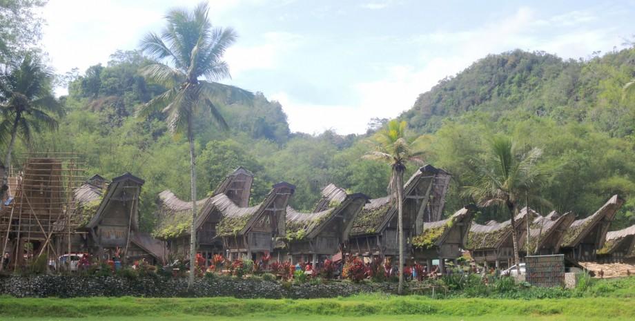 Le pays Toraja