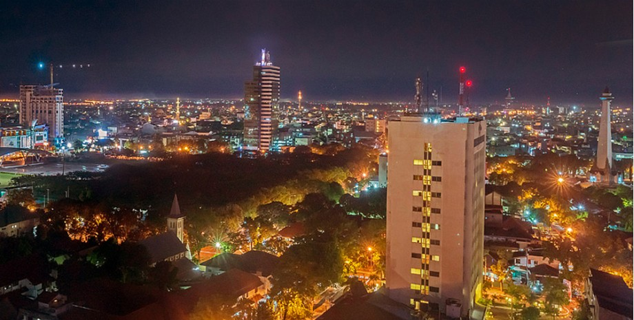 Visite de Makassar