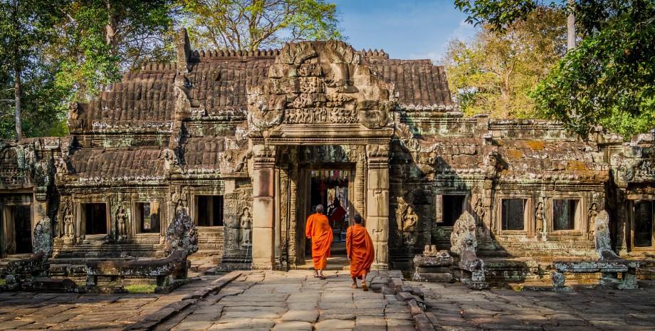 Séjour bien-être à Siem Reap