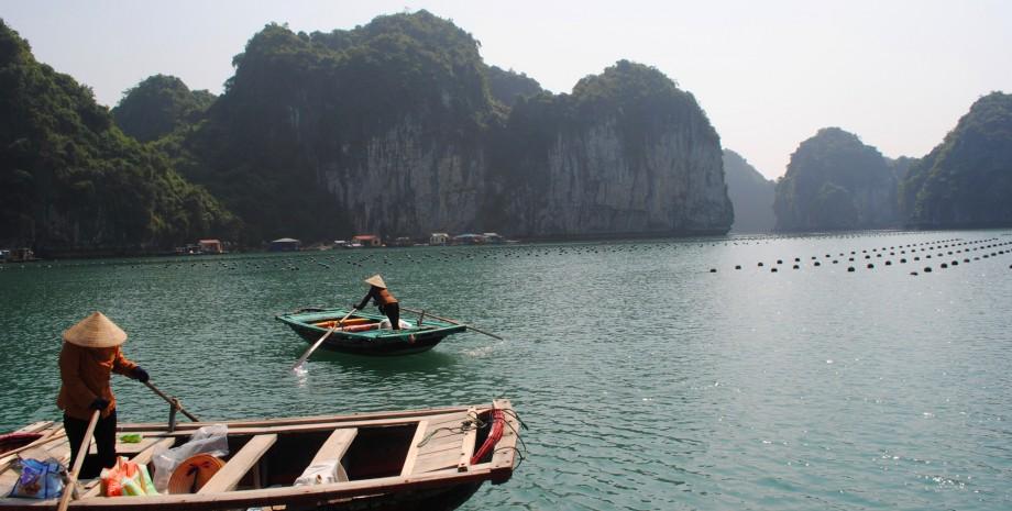 Croisière en jonque sur la baie de Bai Tu Long
